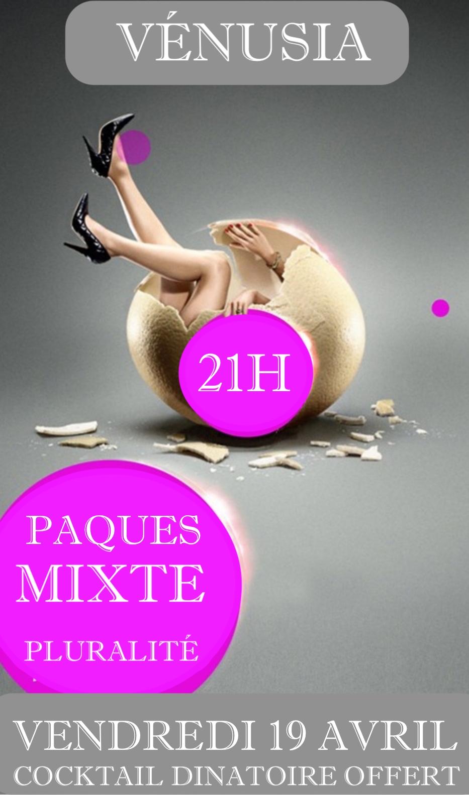 PAQUES MIXTE