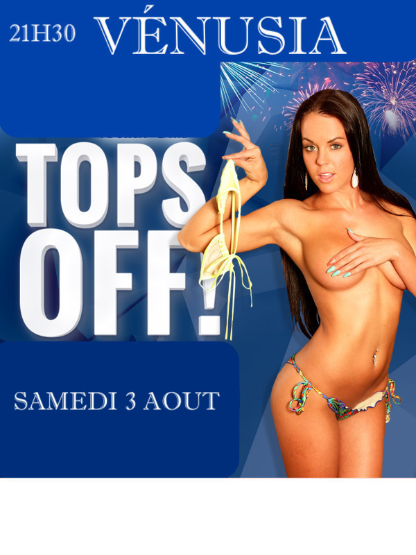 SOIREE TOPLESS